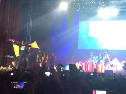 Helloween Pumpkins united Bogota3