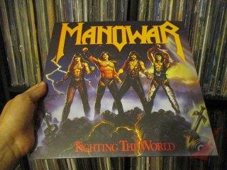 Manowar-LP