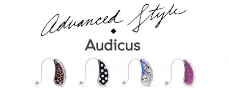 High-Fashion Hearing Aids Showcased by Collaborators
