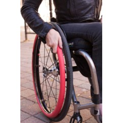 Wheelchair Grips Massage Chair Cheap New Fit Are Built To Help Enable More Comfortable Pushing