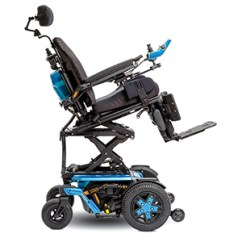 Quantum Wheelchair Hanging Chair Malta 4front Power From Rehab Enters The Market