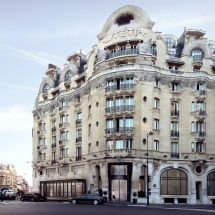 Luxury Hotel Paris Lutetia