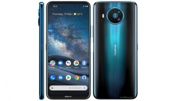 Nokia 8 V 5G UW Price in Nigeria, Specs, and Review 2020 2021 now