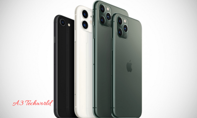 List Of Apple iPhones & Prices in Nigeria 2021, How much to buy Apple iPhones in Nigeria now, Get best iPhones from Jumia cheap on A3 Techworld.