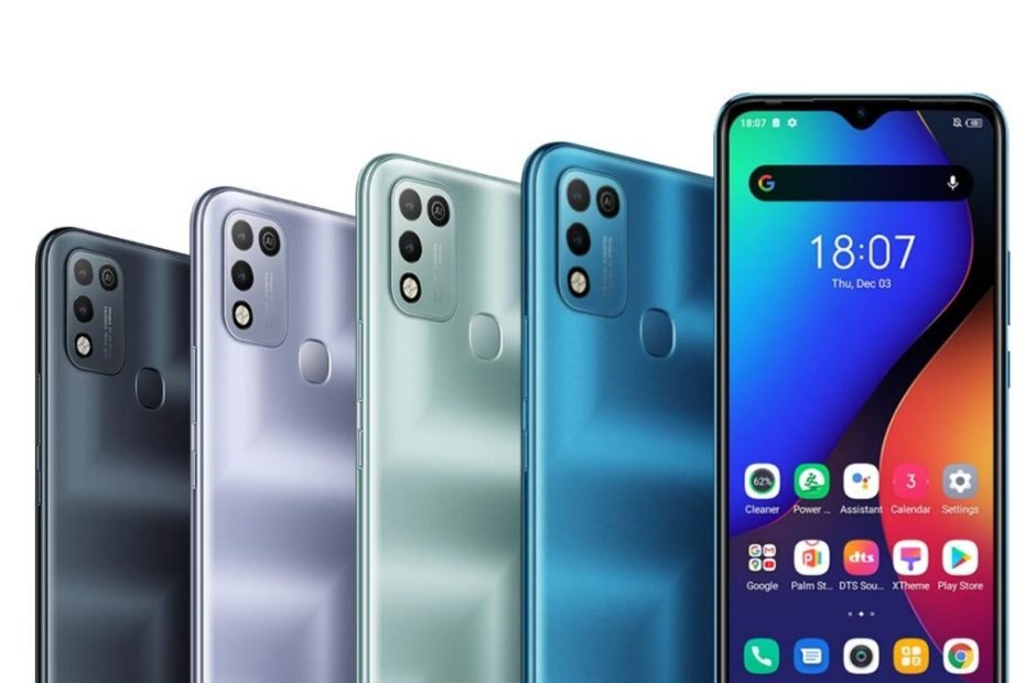 Infinix Hot 10 Play Price in Nigeria & Specs, get the latest updates on all smartphones on a3techworld Nigeria, the Hot 10 Play was announced 2021, January 21.