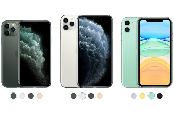 Apple iPhone 11, iPhone 11 Pro, and iPhone 11 Pro Max Prices in Nigeria