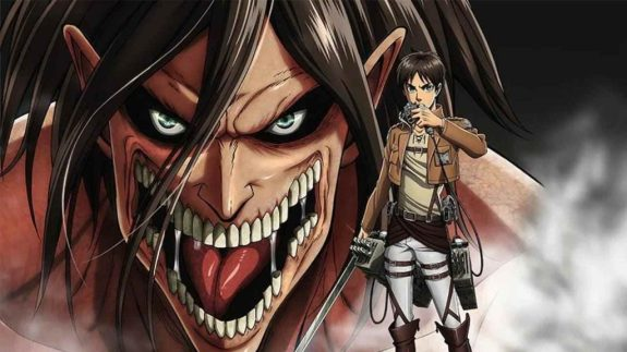Best Anime series you should watch Attack on Titans AOT
