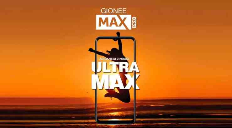 Latest Gionee phone and price in Nigeria Gionee max pro latest price
