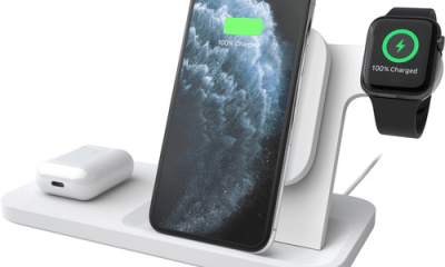 Best wireless chargers for iPhone and Apple Watch A3 Techworld 2021