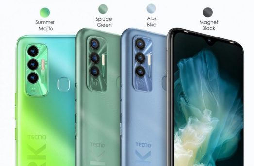 Tecno Spark 7P price in Nigeria, specs, and review