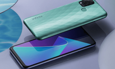 Infinix Hot 10T price in Nigeria