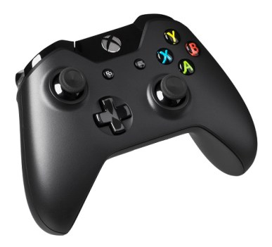 Microsoft Xbox One Wireless Controller for gaming on PC