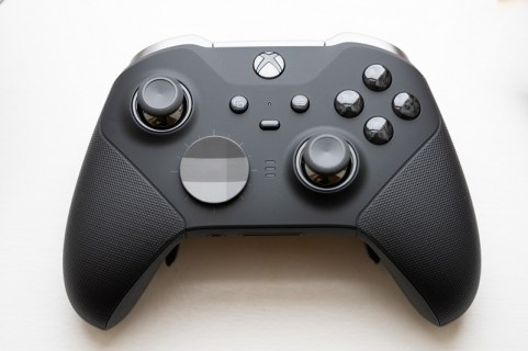 Xbox Elite Wireless Controller Series 2 for gaming on PC