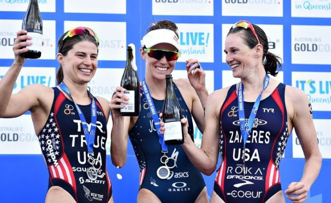 How Did The U S Women Get So Good At Triathlon