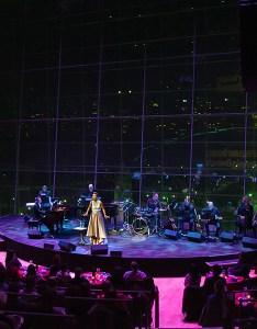 Heather headley performs in the appel room as part of american songbook also rh lincolncenter