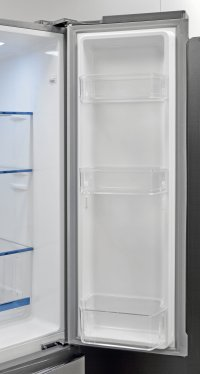 Haier HRF15N3AGS 28-inch Compact French Door Counter Depth ...