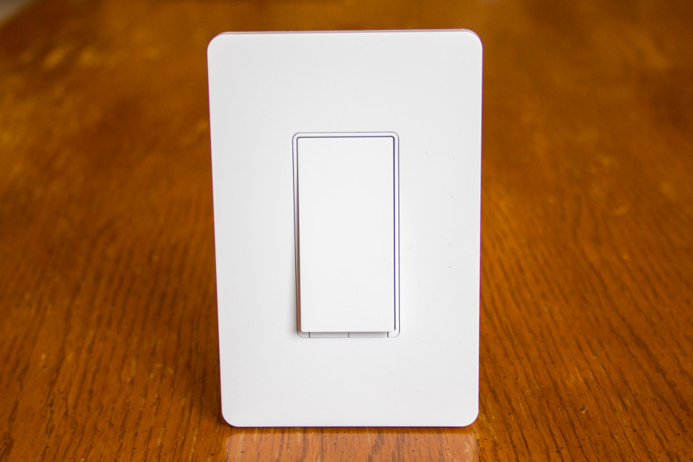 Wireless Selfpowered Remote Switch White Wall Light Switches