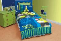 Other Bedding - KIDS BED LINEN - SHREK DUVET SET - SINGLE ...