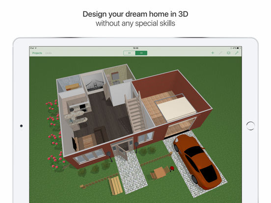 Planner 5D Home & Interior Design Tool On The App Store