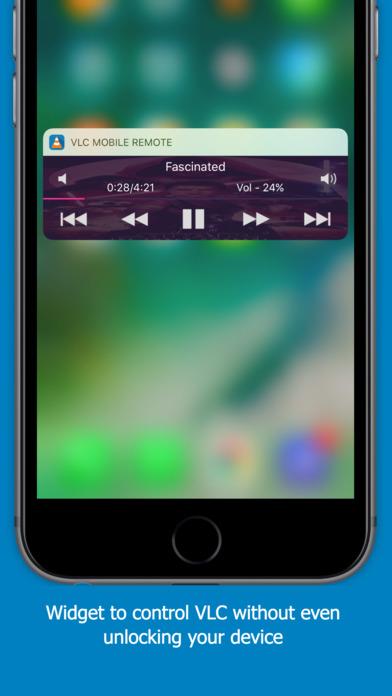 Remote Control for VLC (Mobile Remote - PC & Mac) Screenshot