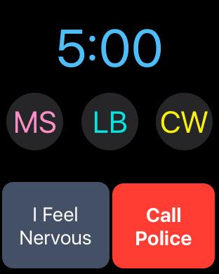 Companion: Mobile Personal Safety Screenshot