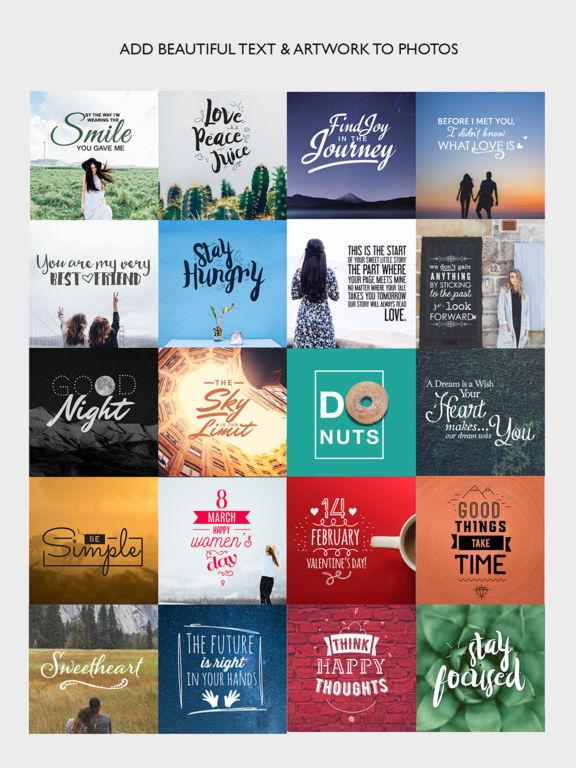 Cameraxis - グラフィックデザインツール、写真エディタ Screenshot