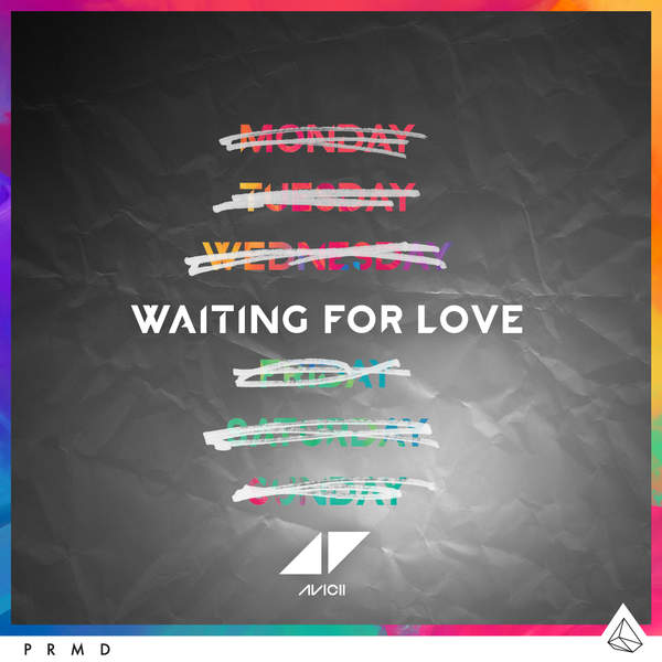 Avicii – Waiting for Love [iTunes Plus AAC M4A] – Single – iTunes Dust