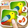 concappt media - Audio Match it for kids (by Happy-Touch) artwork