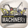Hachisoft Corporation - Hand Painted - Machinery artwork