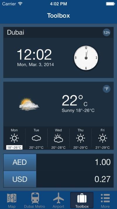 App Shopper: Dubai Offline Map - City Metro Airport and ...