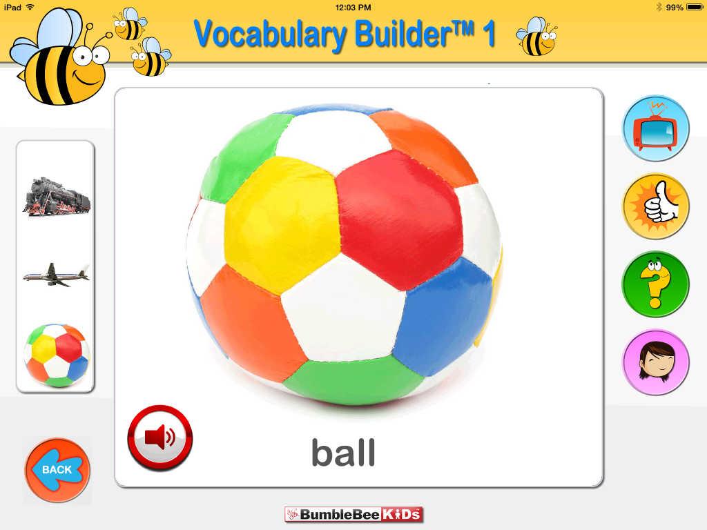 App Shopper Vocabulary Builder 1