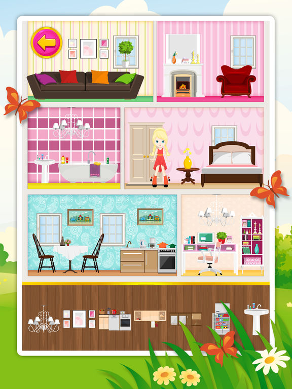 Free Online Home Decorating Games