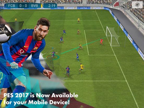 PES 2017 -PRO EVOLUTION SOCCER- Screenshot
