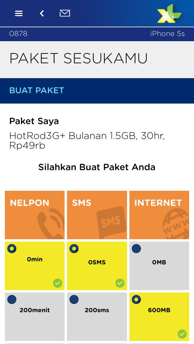 Paling MURAH!! Paket SMS & Nelpon XL Terbaru 2018 | Gadgetren