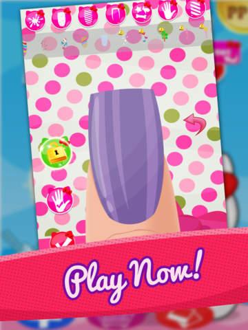 Hello Kitty Nail Salon Game : hello, kitty, salon, Hello, Kitty, Edition, Dress, Salon, Girls, 148Apps