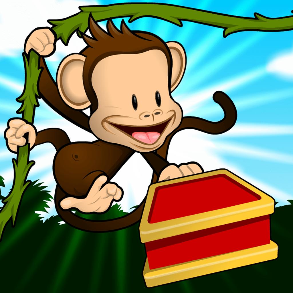 Monkey Preschool Lunchbox Metourpou