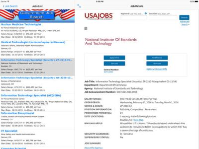 Gov Jobs Search In USA - Find Your Next Career Position ...