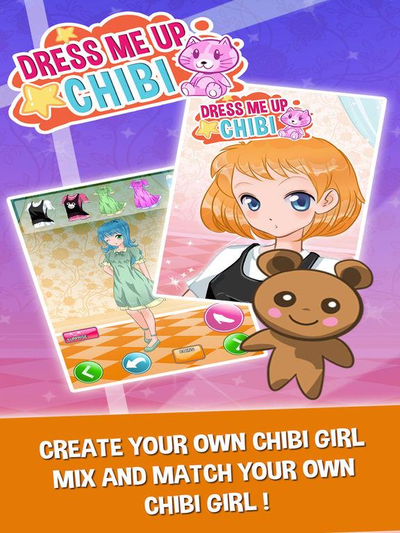 anime character creator chibi