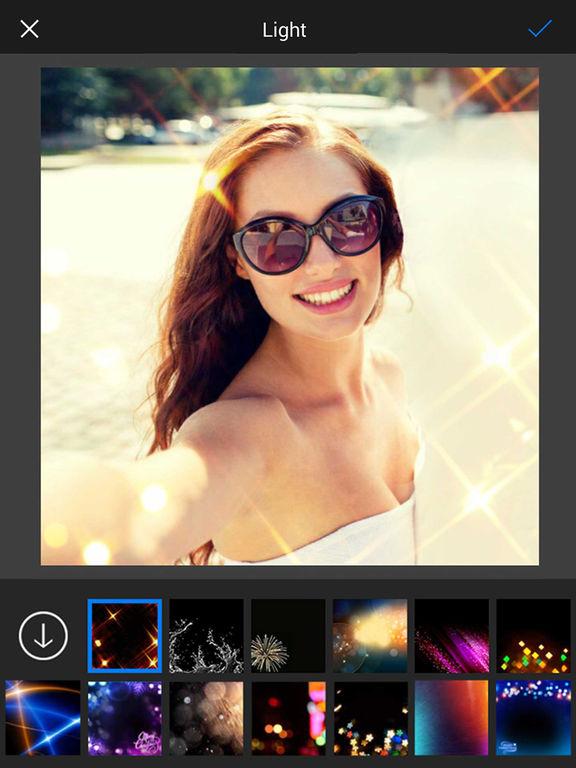 FotoRus - Nice Camera & Photo Editor & Pic Collage Screenshot