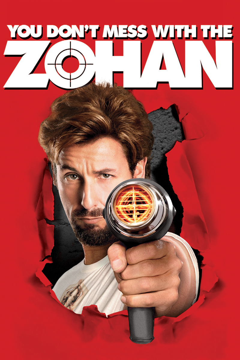 iTunes  Movies  You Dont Mess With the Zohan