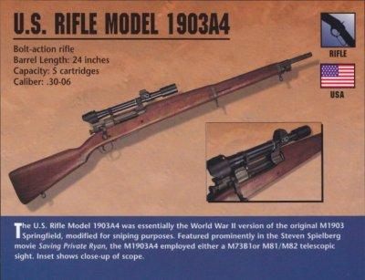 M1903A4 photo - James V. Roy photos at pbase.com