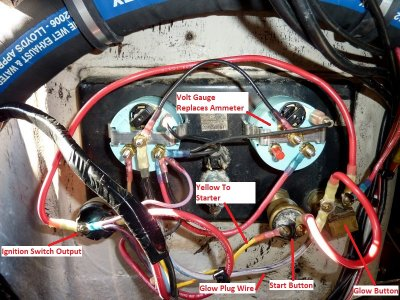 Mercruiser Starter Wiring Diagram Universal Diesel Wiring Harness Upgrade Photo Gallery By