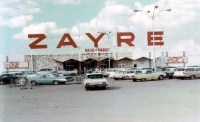 1966 - Zayre discount store at 13501 South Dixie Highway ...