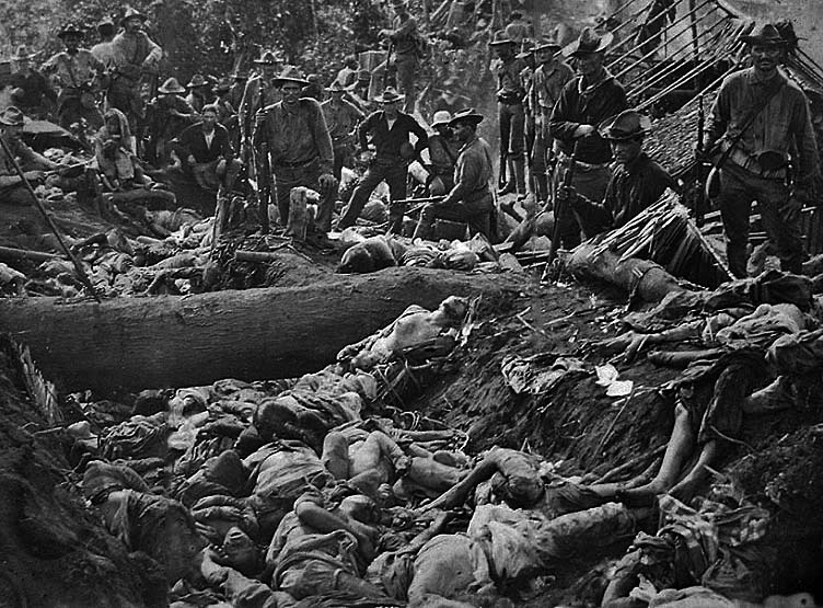 Image result for moro massacre philippines