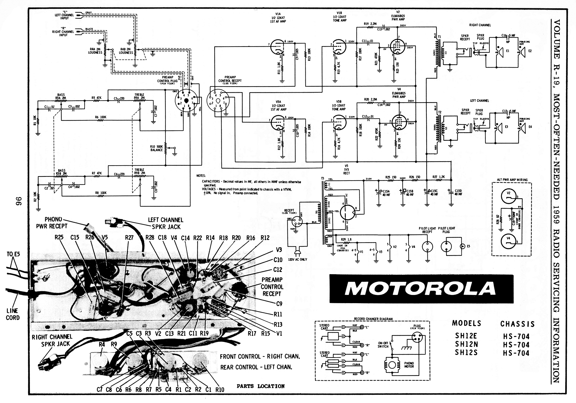 Mini Phono Plug Wiring Diagram