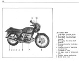BMW Motorcycle R60/7, R75/7, R100/7, R100S, R100RS Owner's