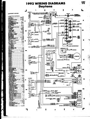 92 Daytona Mitchell Wiring Diagrams Photo Gallery by Ralph