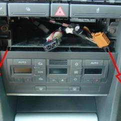 2002 Vw Radio Wiring Diagram Da Lite Motorized Screen Von Audi Kassetten Zu Bns 5.0 - A4, S4 & Rs4