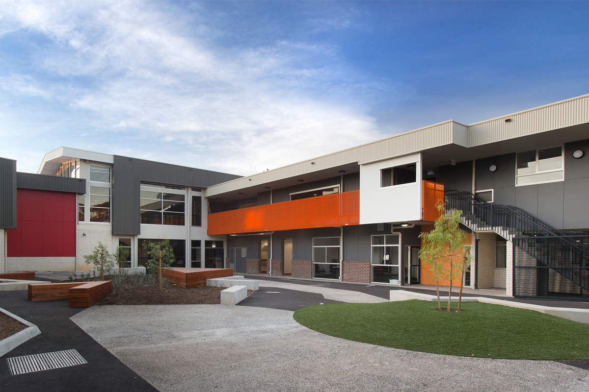 Doveton College  Learning Environments Australasia
