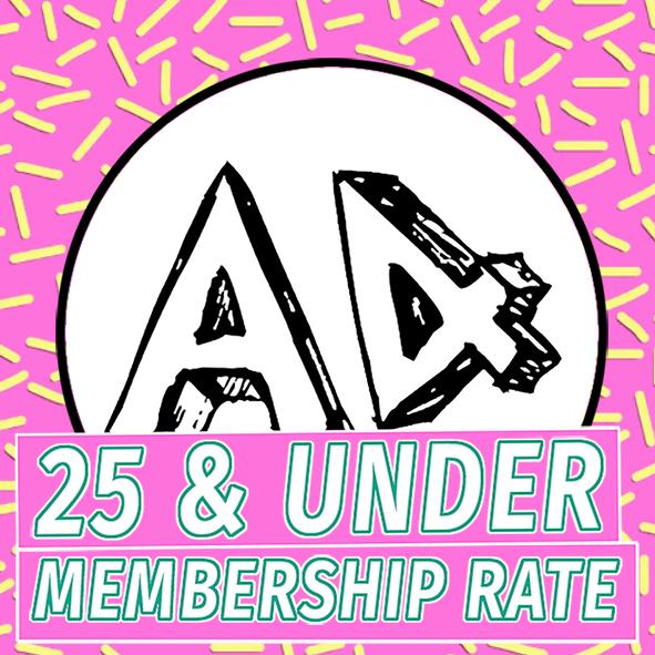 25 years & Under | €50.00 per month